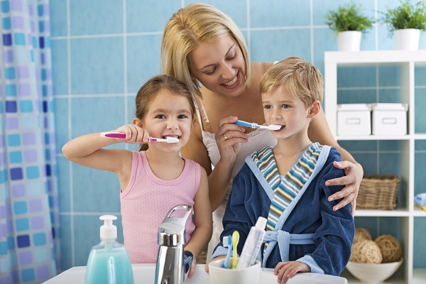 Good Dental Health Habits