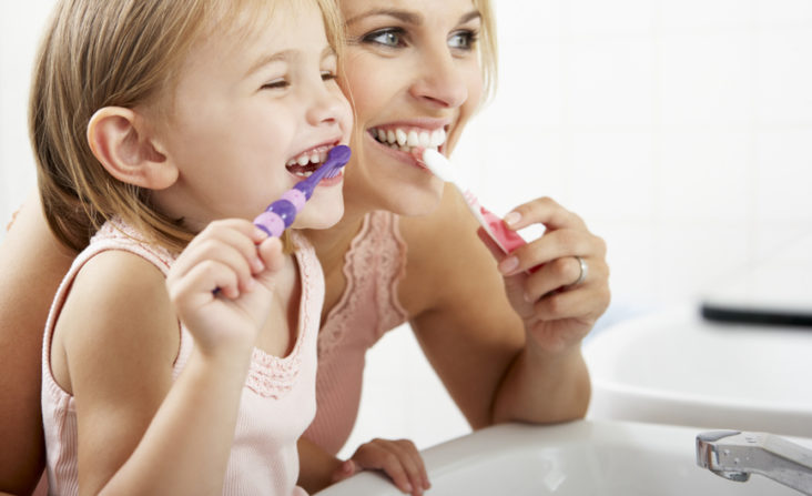 Childrens teeth health